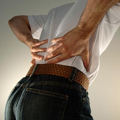 lower back pain in Dronfield, Chesterfield, Sheffield