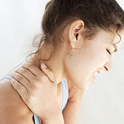 neck pain in Dronfield, Chesterfield, Sheffield